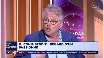 """Daniel Cohn-Bendit : """"Il est évident que l'État reprendra la dette de la SNCF"""""""