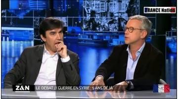 ÉRIC ZEMMOUR : « La Syrie, ce sera pire que la guerre d'Afghanistan »