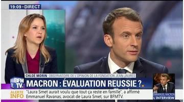 Emmanuel Macron: évaluation réussie ?