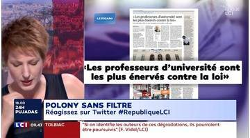 Vendredi 20 avril : la revue de presse de Natacha Polony