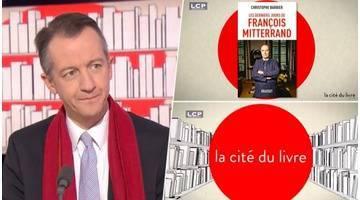 """La Cité du Livre : Christophe Barbier, auteur de """"Les derniers jours de François Mitterrand"""""""
