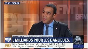 Banlieues: Borloo propose de mettre 5 milliards sur la table (3/3)