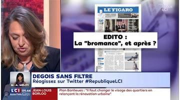 Jeudi 26 avril : la revue de presse de Françoise Degois