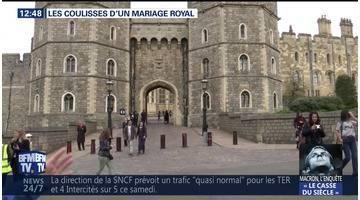 Les coulisses d'un mariage royal
