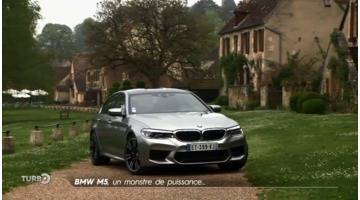 Turbo : BMW M5 : un monstre de puissance