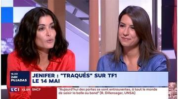 "Jenifer : ""Traqués"" sur TF1 le 14 mai"