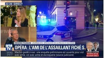 Attentat au couteau: deux femmes interpellées en région parisienne (2/2)