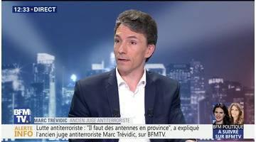 """Politiques au quotidien: """"Méfions-nous de ne pas créer des zombies de la justice"""", Marc Trévidic"""