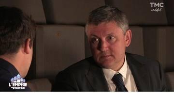 """Artem Studennikov : """"On ne veut plus recevoir de leçons, vous n'êtes pas nos maîtres"""""""