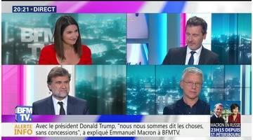 Le débrief de l'interview d'Emmanuel Macron (2/2)