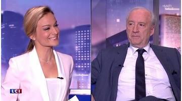 L'invité politique d'Audrey Crespo-Mara du 25 mai 2018 : Hubert Védrine