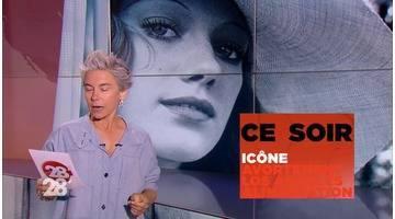 Marisa Berenson / Jusqu'où aller pour éviter la souffrance animale ? - 28 minutes - ARTE