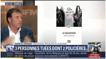 Fusillade à Liège: l'assaillant était fiché (2/3)