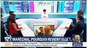Marion Maréchal-Le Pen: Pourquoi revient-elle ?