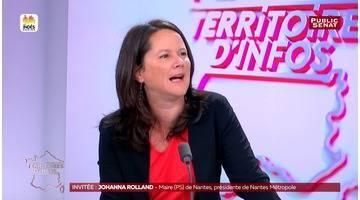 Best of Territoires d'Infos - Johanna Rolland (31/05/18)