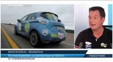 The Green Expedition : 1er raid de voitures électriques au monde !