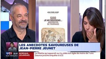 Les anecdotes savoureuses de Jean-Pierre Jeunet
