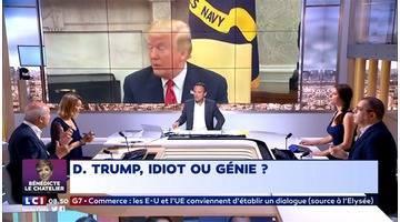 Donald Trump, idiot ou génie ?
