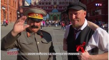 Zoom sur Moscou, la capitale du pouvoir