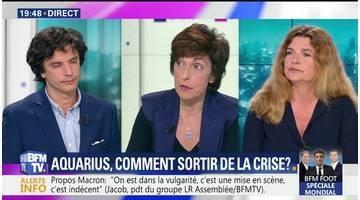 Aquarius: Comment sortir de la crise ?
