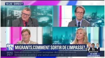 Crise migratoire entre Paris et Rome: Macron et Conte calment le jeu