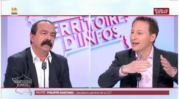 Best of Territoires d'Infos - Philippe Martinez (22/05/18)