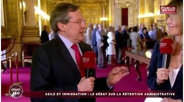 Le nouveau rendez-vous de l'information sénatoriale - Sénat 360 (22/06/2018)
