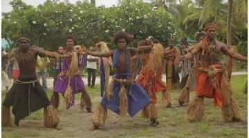 La force des traditions (Lifou, Nouvelle-Calédonie)