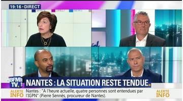 Jeune homme tué par la police à Nantes: Le procureur Pierre Sennès s'exprime