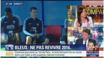 Bleus: ne pas revivre 2016