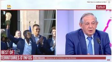Best of Territoires d'Infos - Jacques Mézard (17/07/18)