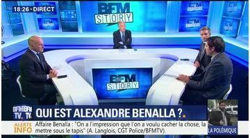 Qui est Alexandre Benalla ?