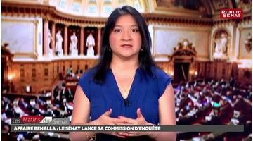 Mixité sociale : les débat se poursuivent sur la loi ELAN - Les matins du Sénat (23/07/2018)