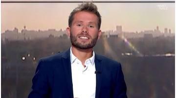 Sylvain Maillard, invité politique de la matinale