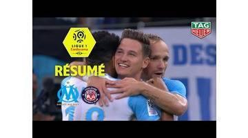 Olympique de Marseille - Toulouse FC ( 4-0 ) - Résumé - (OM - TFC) / 2018-19