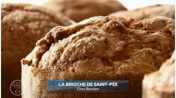 La meilleure boulangerie de France : La brioche de Saint-Pée de Sébastien
