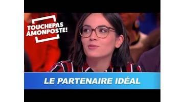 """""""Protecteur et gentil"""" : Le partenaire idéal d'Agathe Auproux"""