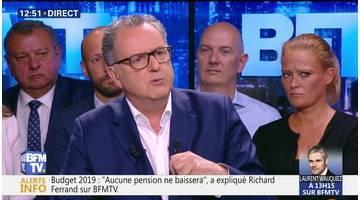 """Politiques au quotidien: """"Ce qui est important ce n'est pas que le Président change, c'est que la vie des Français change"""""""