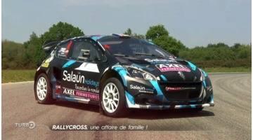 Turbo : Rallycross: une affaire de famille chez les Pailler!