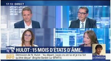 Nicolas Hulot: La démission fracassante (1/4)