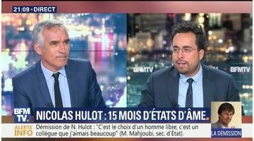 Nicolas Hulot jette l'éponge (1/2)
