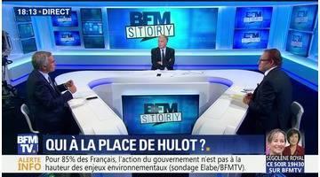 Démission de Nicolas Hulot : qui pour le remplacer ? (2/2)