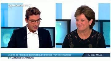 Cristina Rodriguez Galan: Andorre, enclave francophone au cœur des Pyrénées