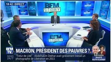 Emmanuel Macron, président des pauvres ? (2/2)