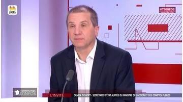 La matinale des territoires. - Territoires d'infos (16/09/2018)