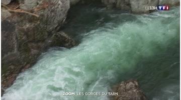 Zoom sur les Gorges du Tarn