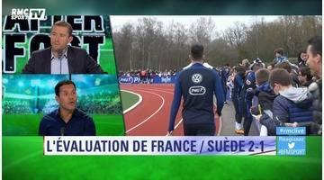 """After - Ali Benarbia : """"Tu es l'équipe de France, qui doit s'adapter ? C'est la Suède !"""""""