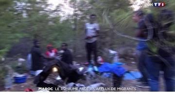 Maroc : le royaume face à l'afflux de migrants