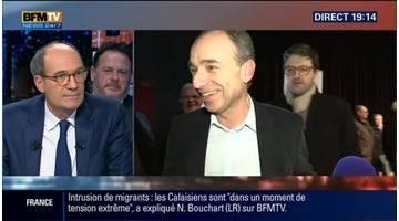 """Retour de Jean-François Copé: """"Il revient sur le plan public au travers des médias"""", Éric Woerth (2/2)"""