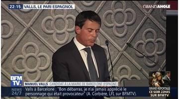 Valls, le pari espagnol